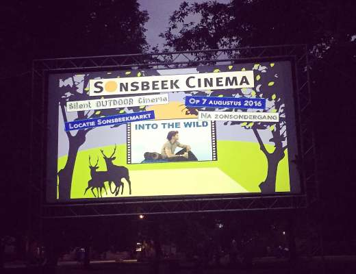 Into The Wild - Sonsbeek Cinema