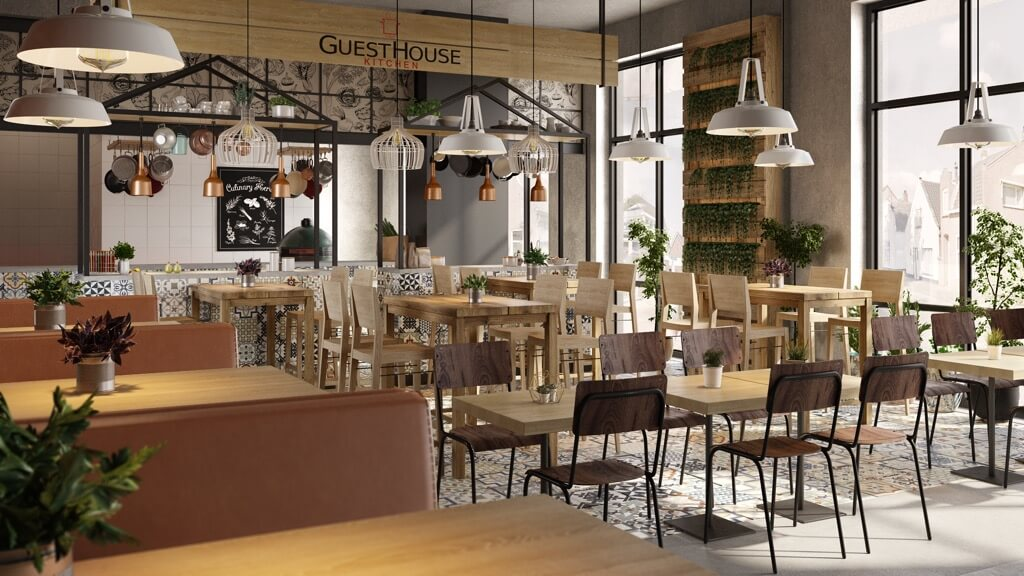 GuestHouse Hotel | Thearie