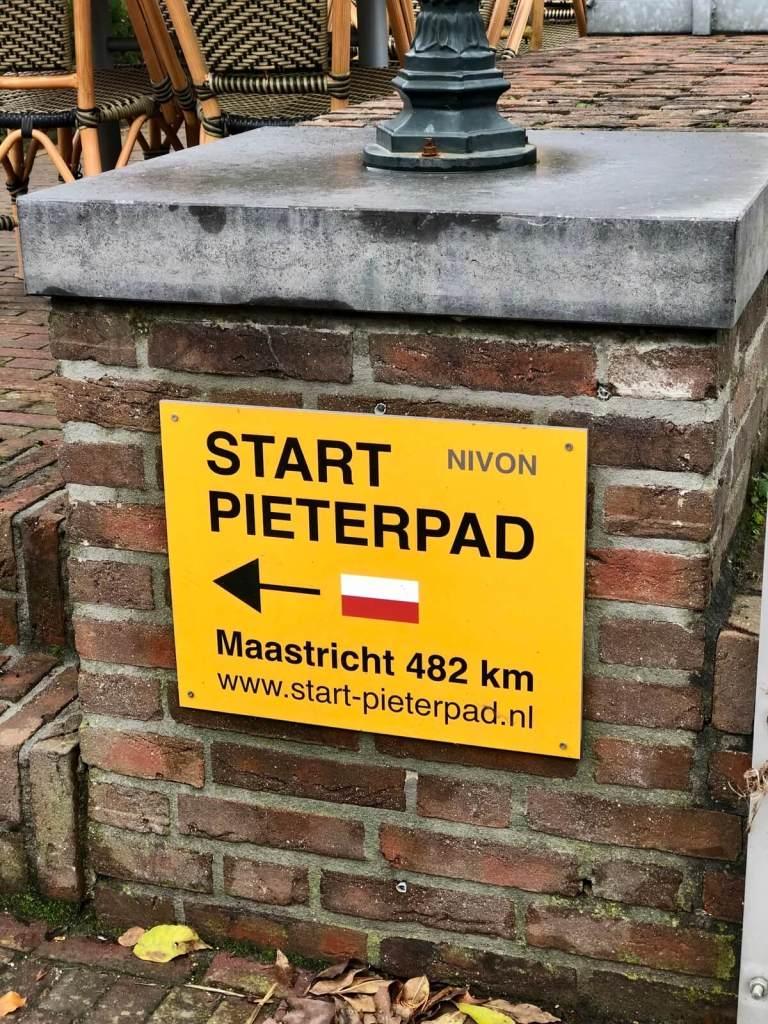 Start-Pieterpad