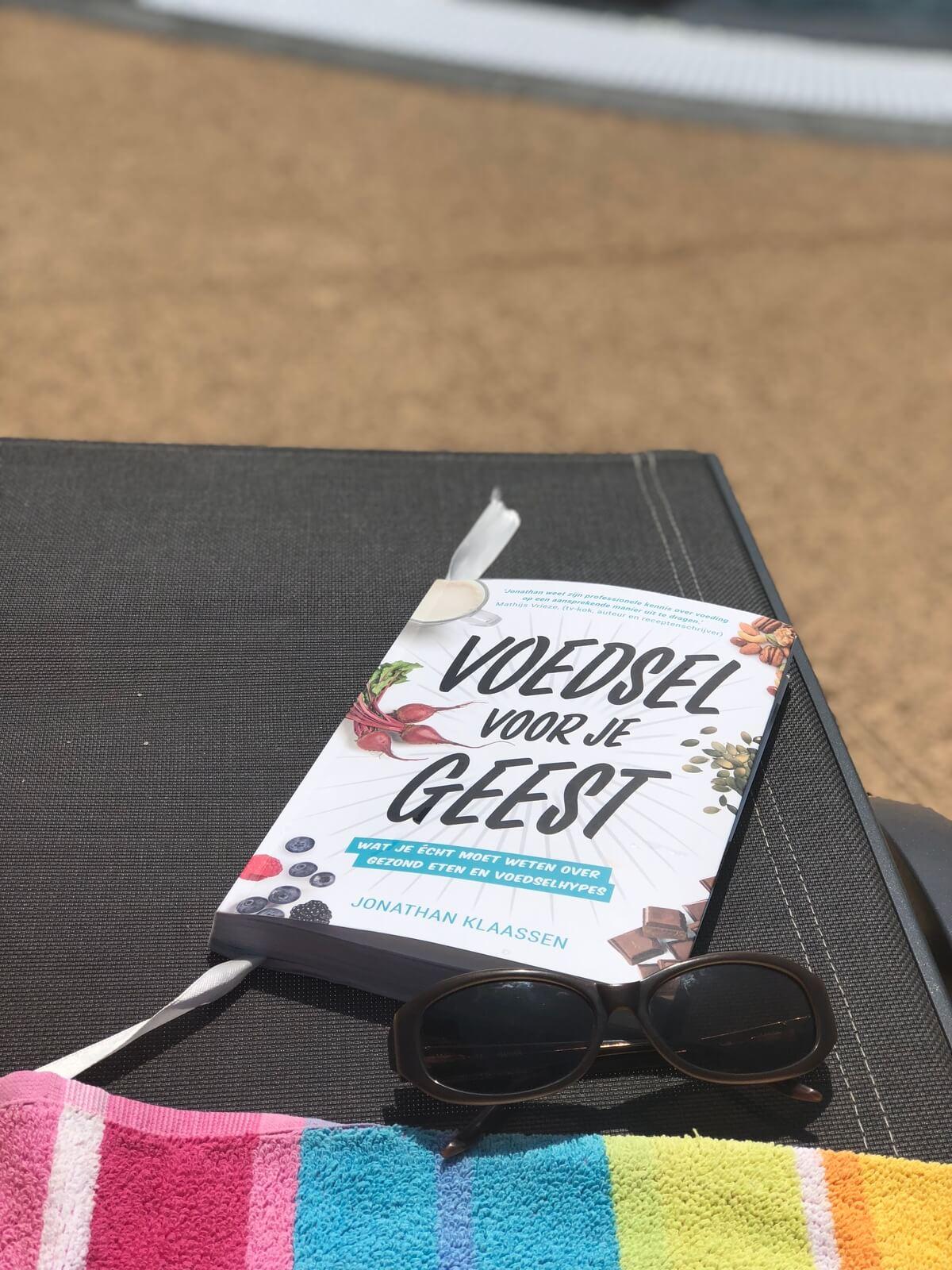 Afvallen met Jonathan Klaassen - Voedsel voor je Geest