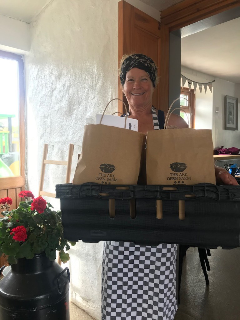Home baking delivered to your door