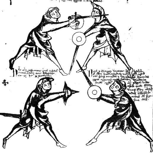 I.33 Medieval German Sword & Buckler Manual