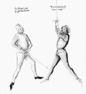 A Brief Look at Stances & Guards of Medieval Longsword