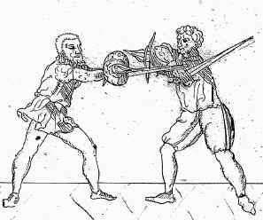 Sword and Buckler Fencing Part 3