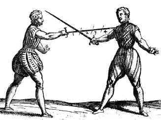 Replication of Rapier Fencing Today