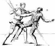 Grappling & Wrestling in Renaissance Fencing