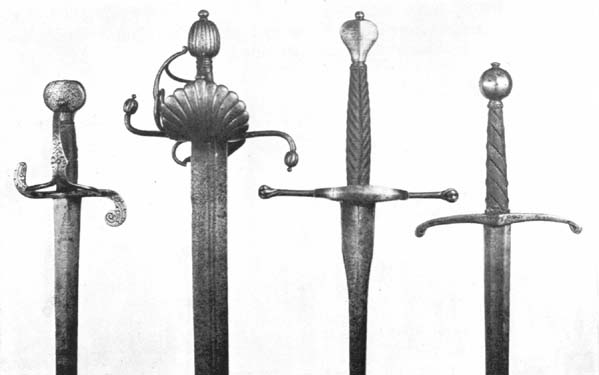 What Did Historical Swords Weigh?