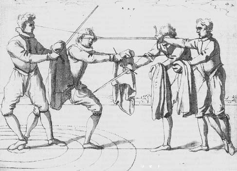 Intro to Frederico Ghisliero's rapier text of 1587