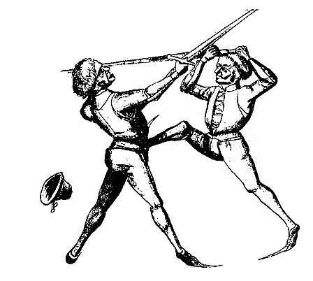 What woudl realistic sword fighting look like