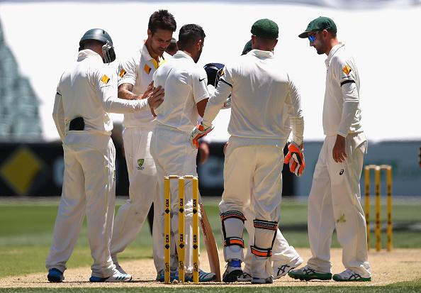 Australia v India - 1st Test: Day 3