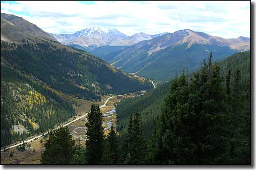 Top Of The Rockies Scenic Byway Colorado Scenic Byways
