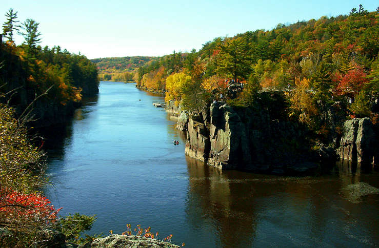 St Croix National Scenic Riverway  The Sights and Sites