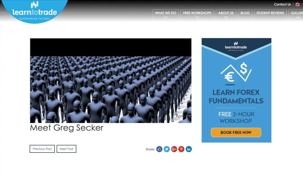 learn to trade greg secker