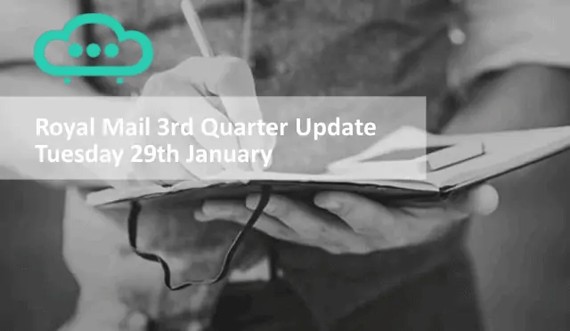 Investors to focus on Royal Mail shares with post-Christmas trading update