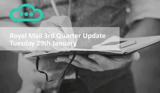 SOTD Royal Mail Shares Jan19