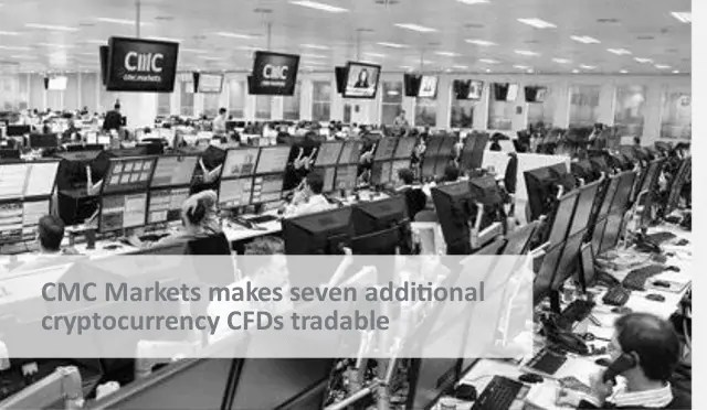 CMC Markets Cryptocurrencies