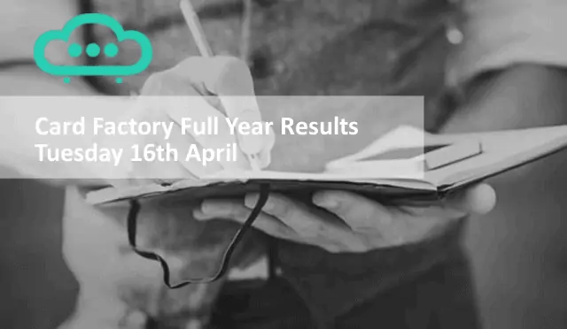 Card Factory Shares Apr19