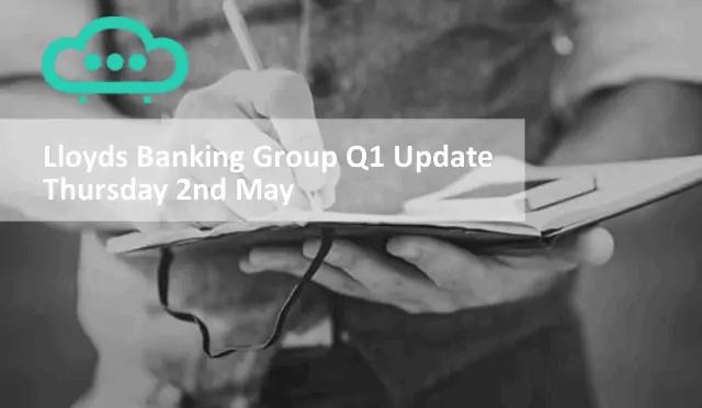 Lloyds Banking Group Shares May19