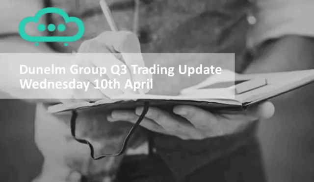 Dunelm Group Shares Apr19