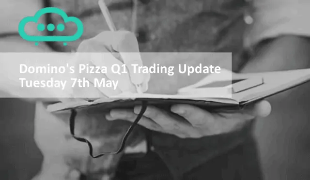 Dominos Pizza Shares April19