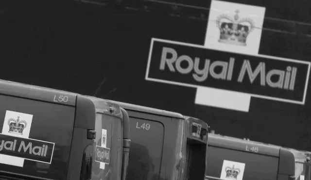 Royal Mail Shares