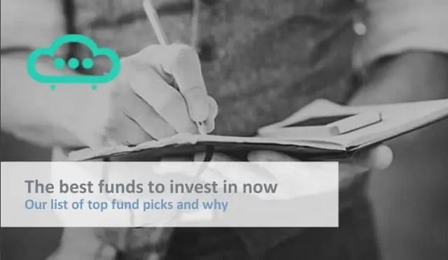 The Best Funds To Invest In Now