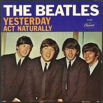 Yesterday von The Beatles