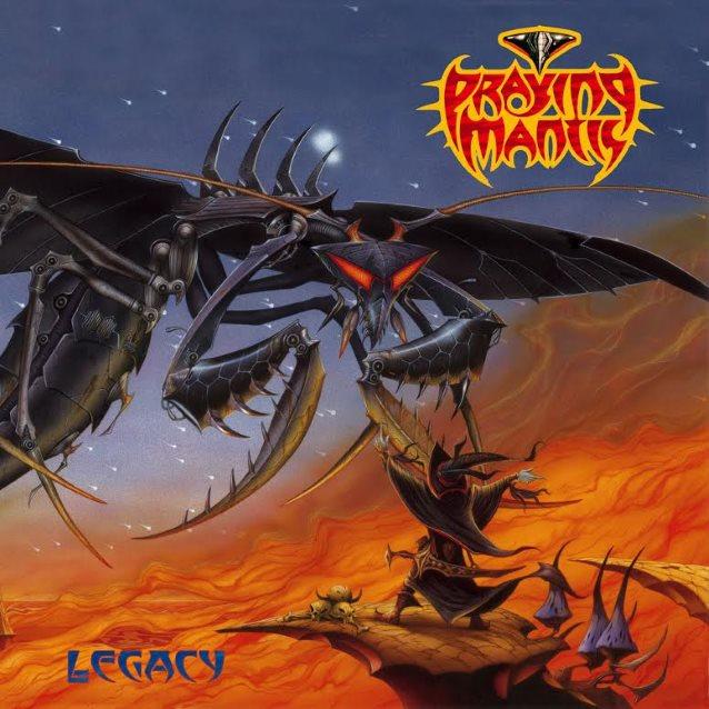 Praying Mantis - Legacy