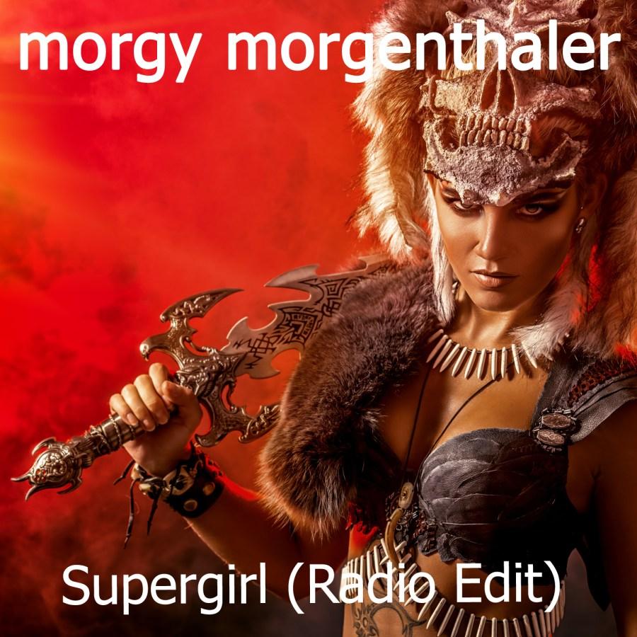 Morgy Morgenthaler - Supergirl