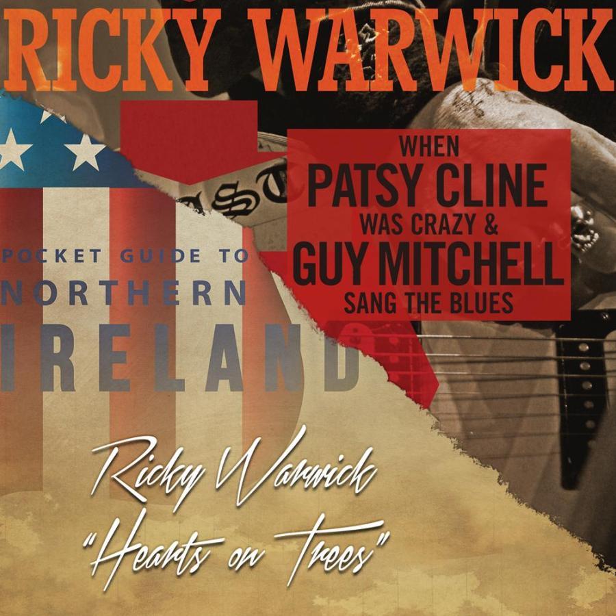 When Patsy Cline Was Crazy von Ricky Warwick