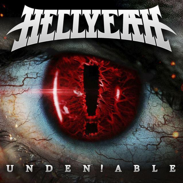 Hellyeah - Undeniable