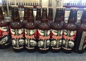 Skeletonwitch Bier