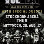 Volbeat Stadiontour 2017