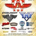 Starauflauf am Frontiers Rock Festival