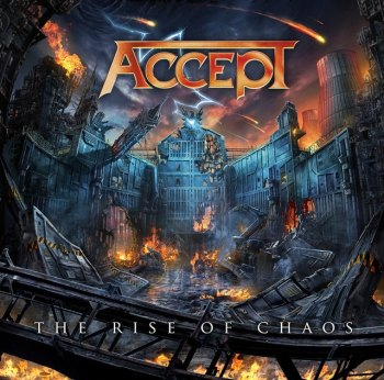 Accept - The Rise Of Chaos