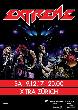 Extreme Live 2018