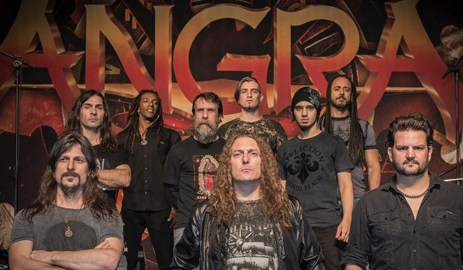 Angra – Black Widow's Web – Trailer