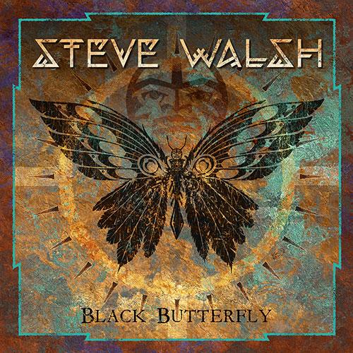 Steve Walsh – Black Butterfly
