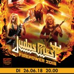 Judas Priest Samung Hall