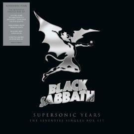 Black Sabbath - Supersonic Years