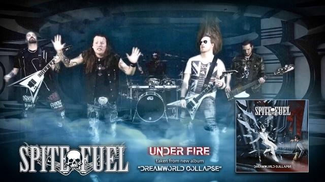 SpiteFuel - Under Fire