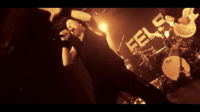 Felskinn - Close Your Eyes
