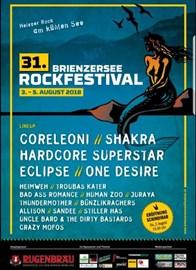 Brienzersee Rockfestival 2018