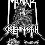 Mantar Tour 2018