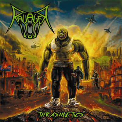 Ravager – Thrashletics