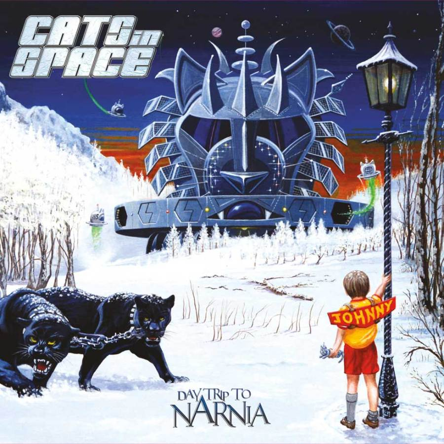 Cats In Space - Daytrip To Narnia