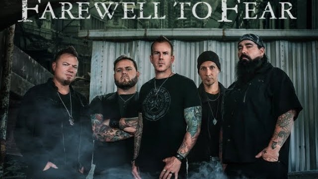 Farewell To Fear - Your Cure