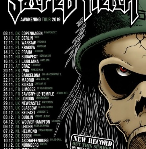 Sacred Reich Tour 2019