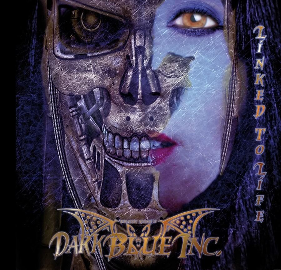 Dark Blue Inc. - Linked To Life - Artwork