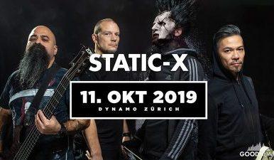 Statix-X kündigen Sänger an